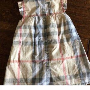 Burberry 18 months dress